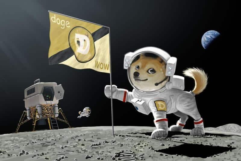 Elon Musk pretende levar Dogecoin para lua com a SpaceX