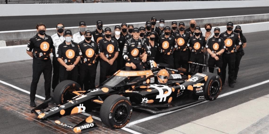 Bitcoin - Indy 500