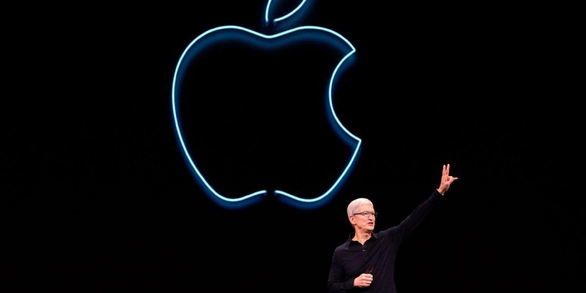 Apple pode estar entrando no mercado de criptomoedas