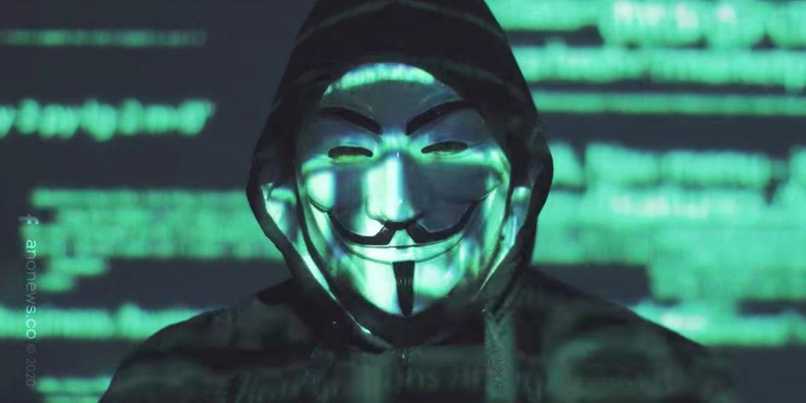 Anonymous ameaça Elon Musk por manipular o Bitcoin e as criptomoedas