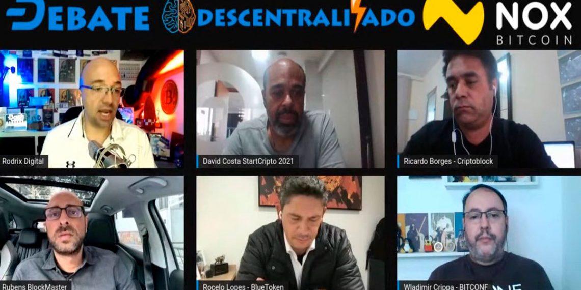 Debate Descentralizado: ainda vale a pena investir em eventos de Bitcoin?