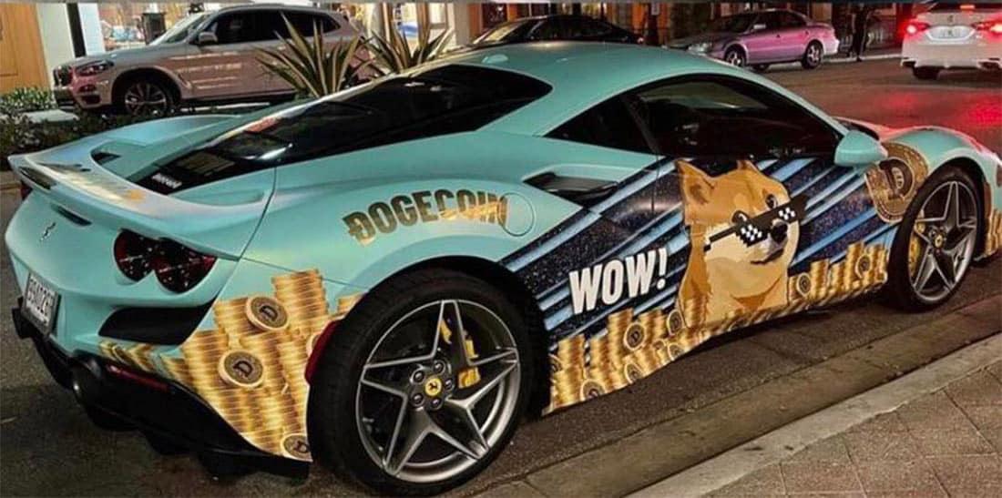 Ferrari - Dogecoin