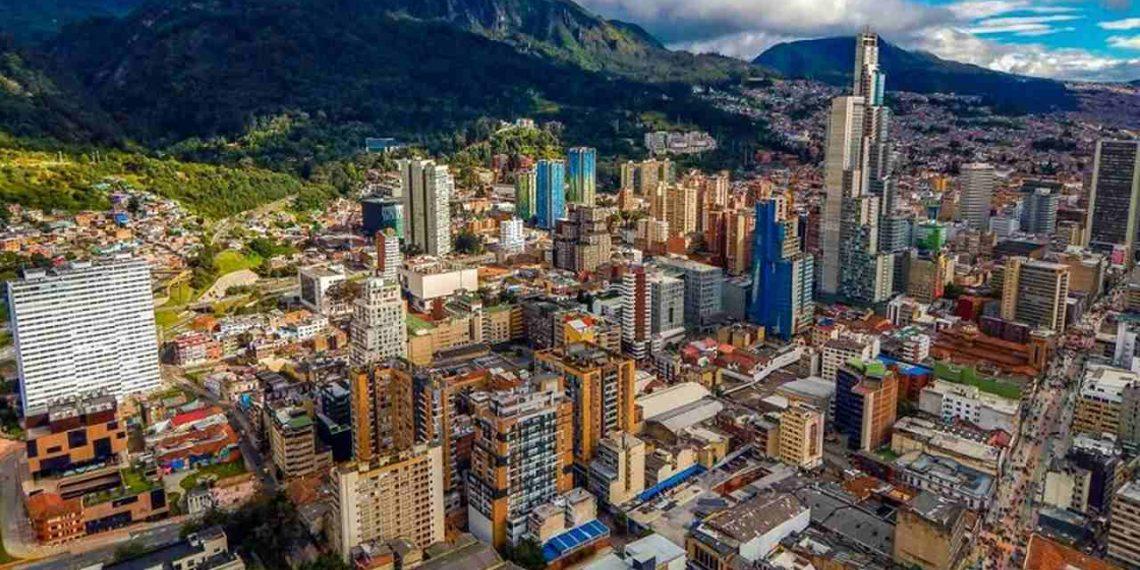 Bogotá, Colombia - Blockchain
