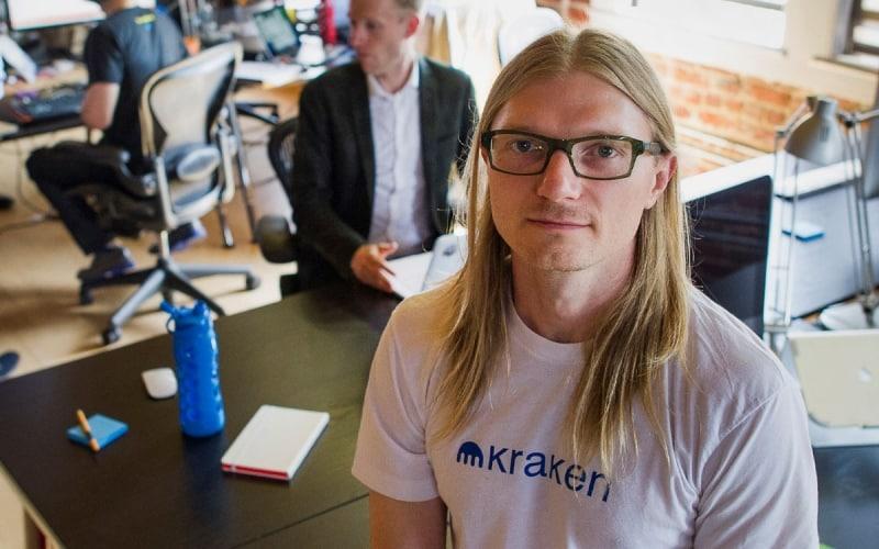CEO da Kraken - Bitcoin.