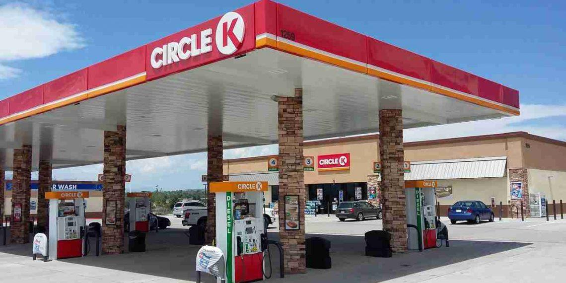 Circle K - Bitcoin