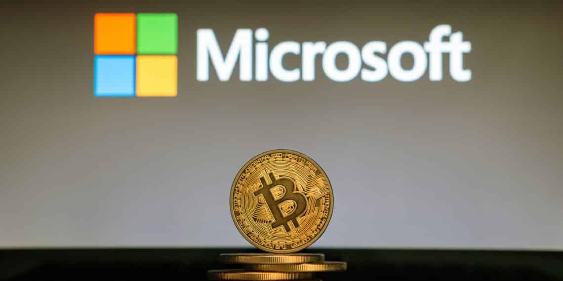Microsoft - Bitcoin