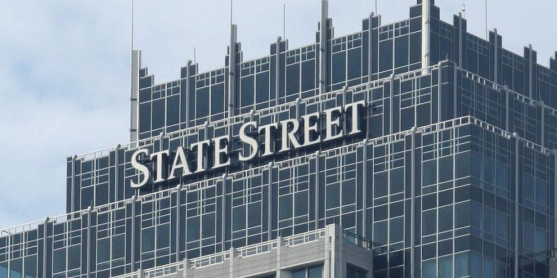 State Street - criptomoedas, bitcoin