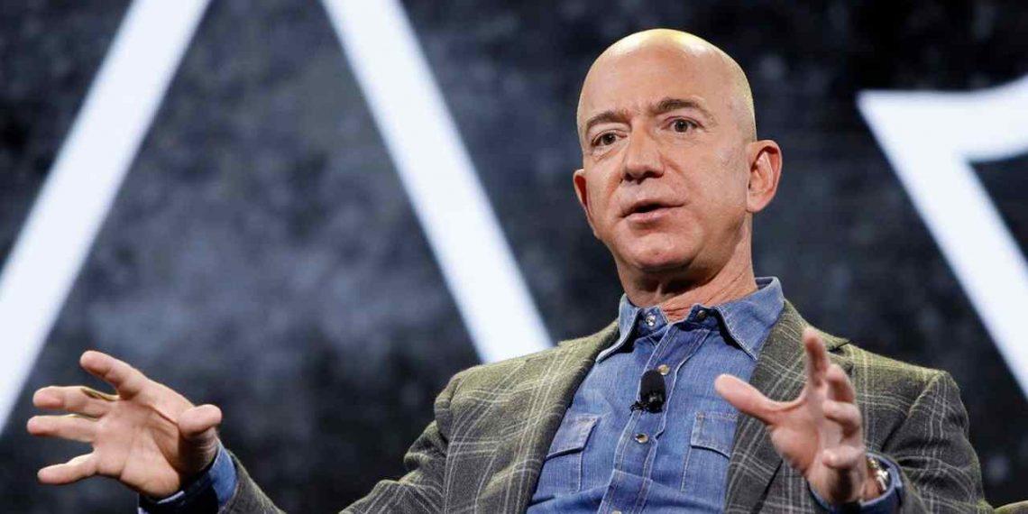 Jeff Bezos - Bitcoin, criptomoedas