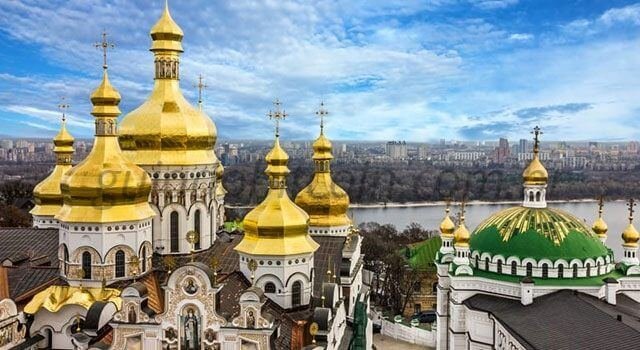 Ucrania - criptomoedas