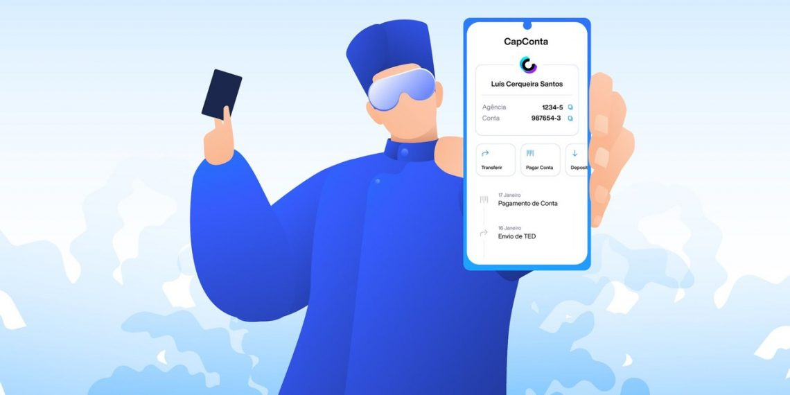 Capitual - Novo App