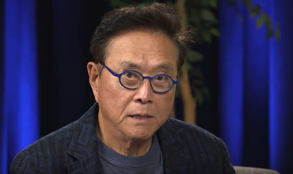 Robert Kiyosaki - Pai rico, pai pobre - Crise nos mercados globais.