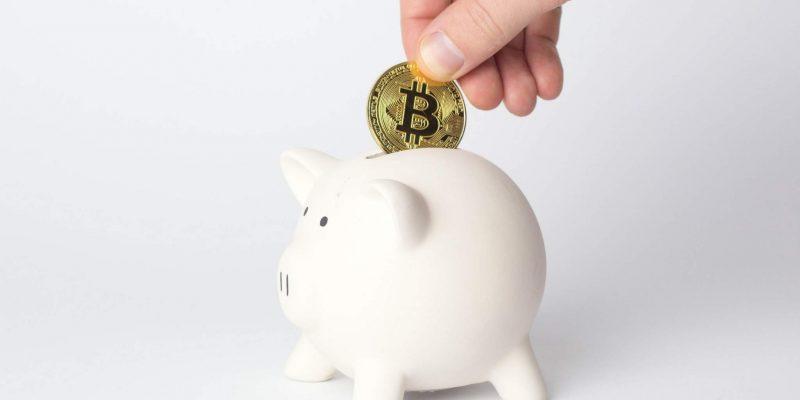 cofre de lucros bitcoin