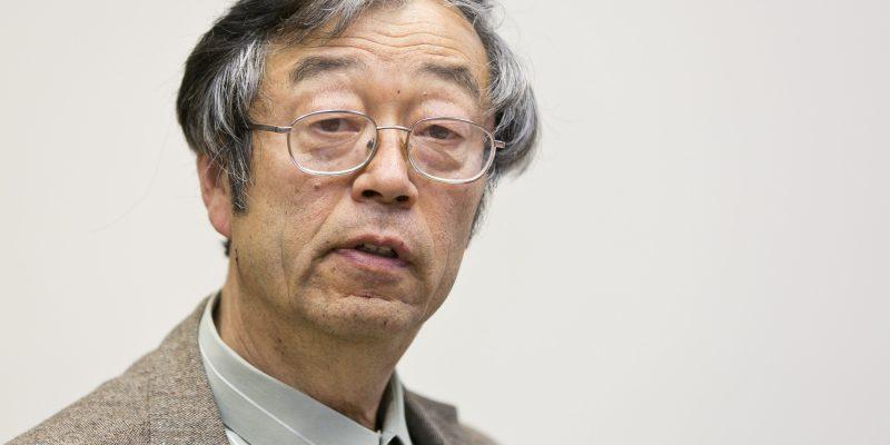 Satoshi Nakamoto, criador do Bitcoin